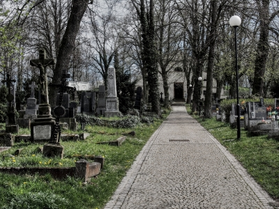 Hřbitov Moravská Třebová