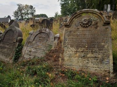 Židovské hřbitovy