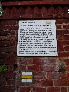 6idovský hřbitov Boskovice_2
