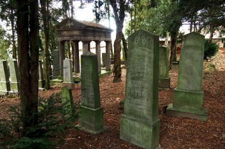 Židovský hřbitov Bzenec_4