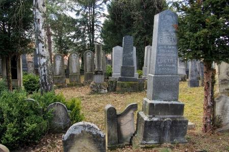 Židovský hřbitov Bzenec_68