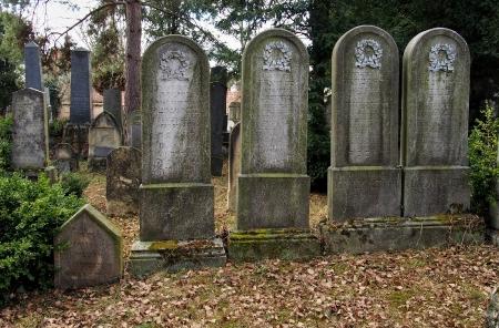 Židovský hřbitov Bzenec_69