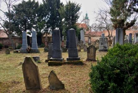 Židovský hřbitov Bzenec_71