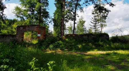 Židovský hřbitov Chlítov_3
