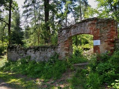 Židovský hřbitov Chlítov_4