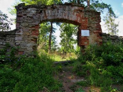 Židovský hřbitov Chlítov_5