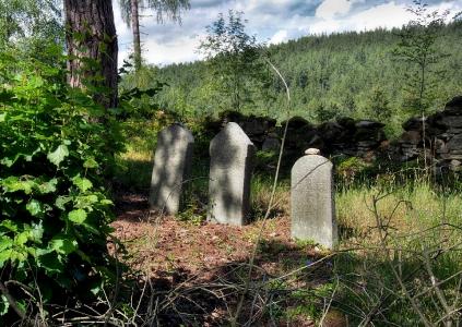 Židovský hřbitov Chlítov_6