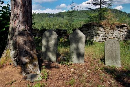 Židovský hřbitov Chlítov_7
