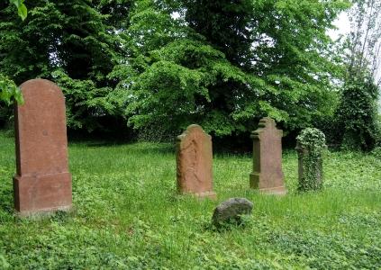Židovský hřbitov Divišov