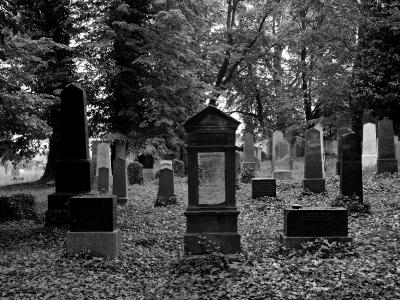 Židovský hřbitov Divišov_3