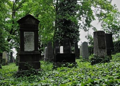 Židovský hřbitov Divišov_4