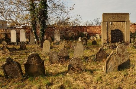 Židovský hřbitov Holešov_21