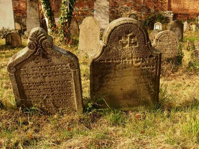 Židovský hřbitov Holešov_22