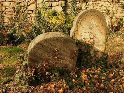 Židovský hřbitov Holešov_31