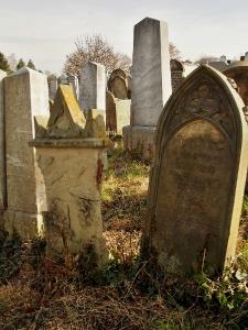 Židovský hřbitov Holešov_42