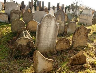 Židovský hřbitov Holešov_44
