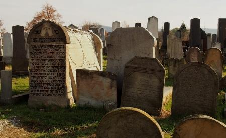 Židovský hřbitov Holešov_46
