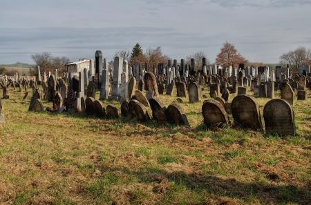 Židovský hřbitov Holešov_5