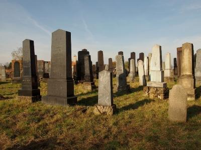 Židovský hřbitov Holešov_66