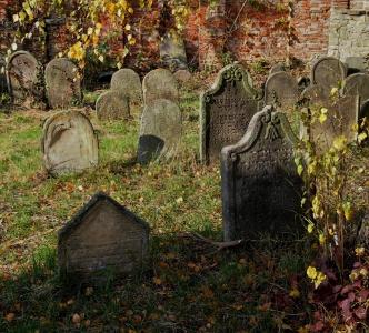 Židovský hřbitov Holešov_6