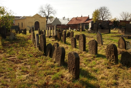 Židovský hřbitov Holešov_72