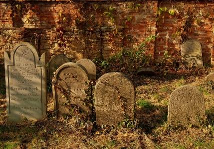 Židovský hřbitov Holešov_9