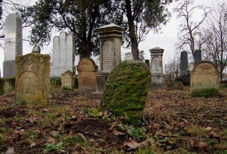 Židovský hřbitov Ivanovice na Hané
