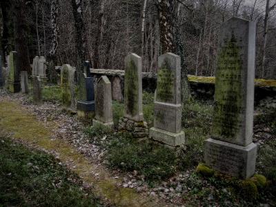 Židovský hřbitov Kamenice nad Lipou_7