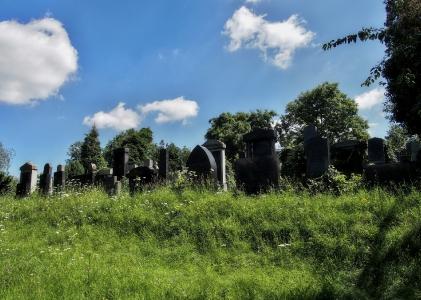 Židovský hřbitov Klatovy_4