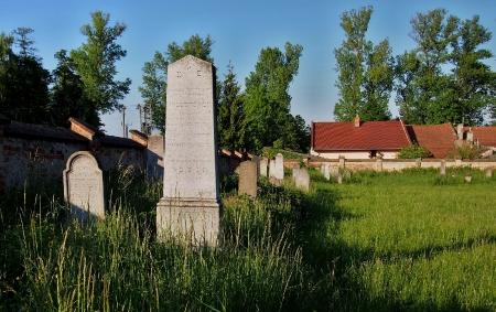 Židovský hřbitov Kojetín