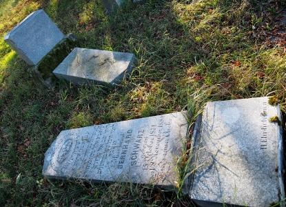 Židovský hřbitov Koryčany_6