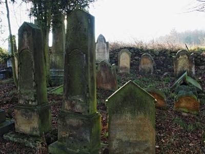 Židovský hřbitov Loštice - 1