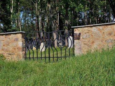 Židovský hřbitov Prostiboř_2