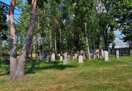 Židovský hřbitov Prostiboř_4