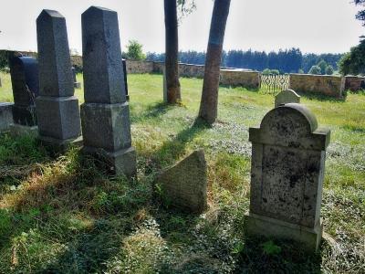 Židovský hřbitov Prostiboř_6