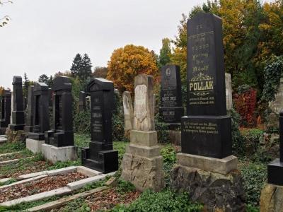 Židovský hřbitov Prostějov