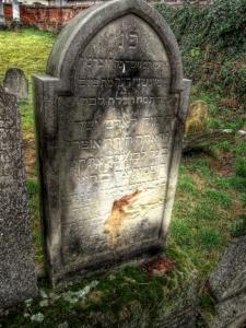 Židovský hřbitov Tovačov_2