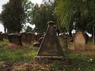 Židovský hřbitov Úsov_4