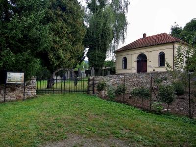 Židovský hřbitov Votice_1