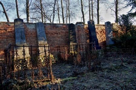 Židovský hřbitov Vyškov_4