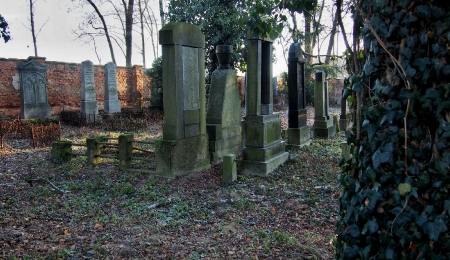 Židovský hřbitov Vyškov_5