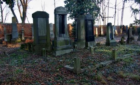 Židovský hřbitov Vyškov_6