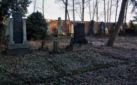 Židovský hřbitov Vyškov_7