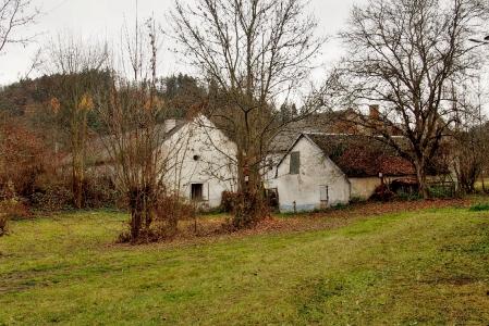 Panský mlýn - Bouzov - Doly