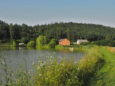 Vodní mlýn Hluchovský