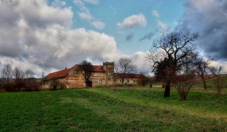 Historická zemědělská usedlost Lísky