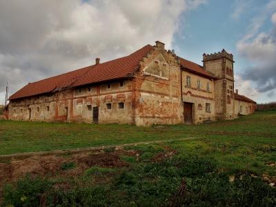 Historická zemědělská usedlost Lísky_5