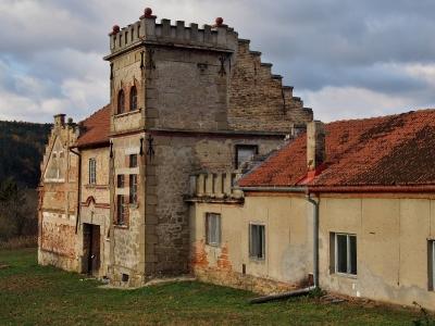 Historická zemědělská usedlost Lísky_8