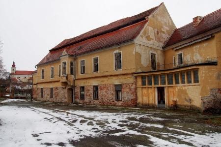 Zámek Dyjákovice_2