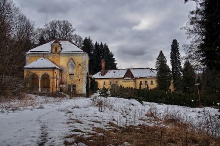 Zámek Smilkov